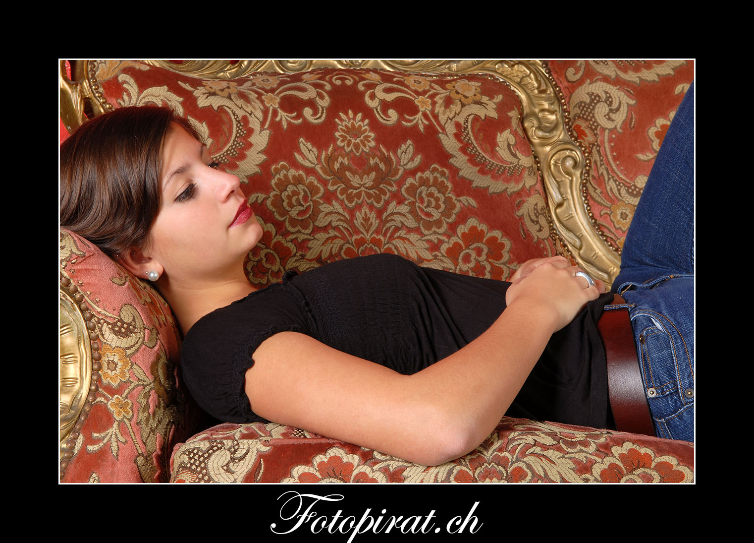 Fotoshooting, On Location, Barock, Modelagentur, Fotomodel,