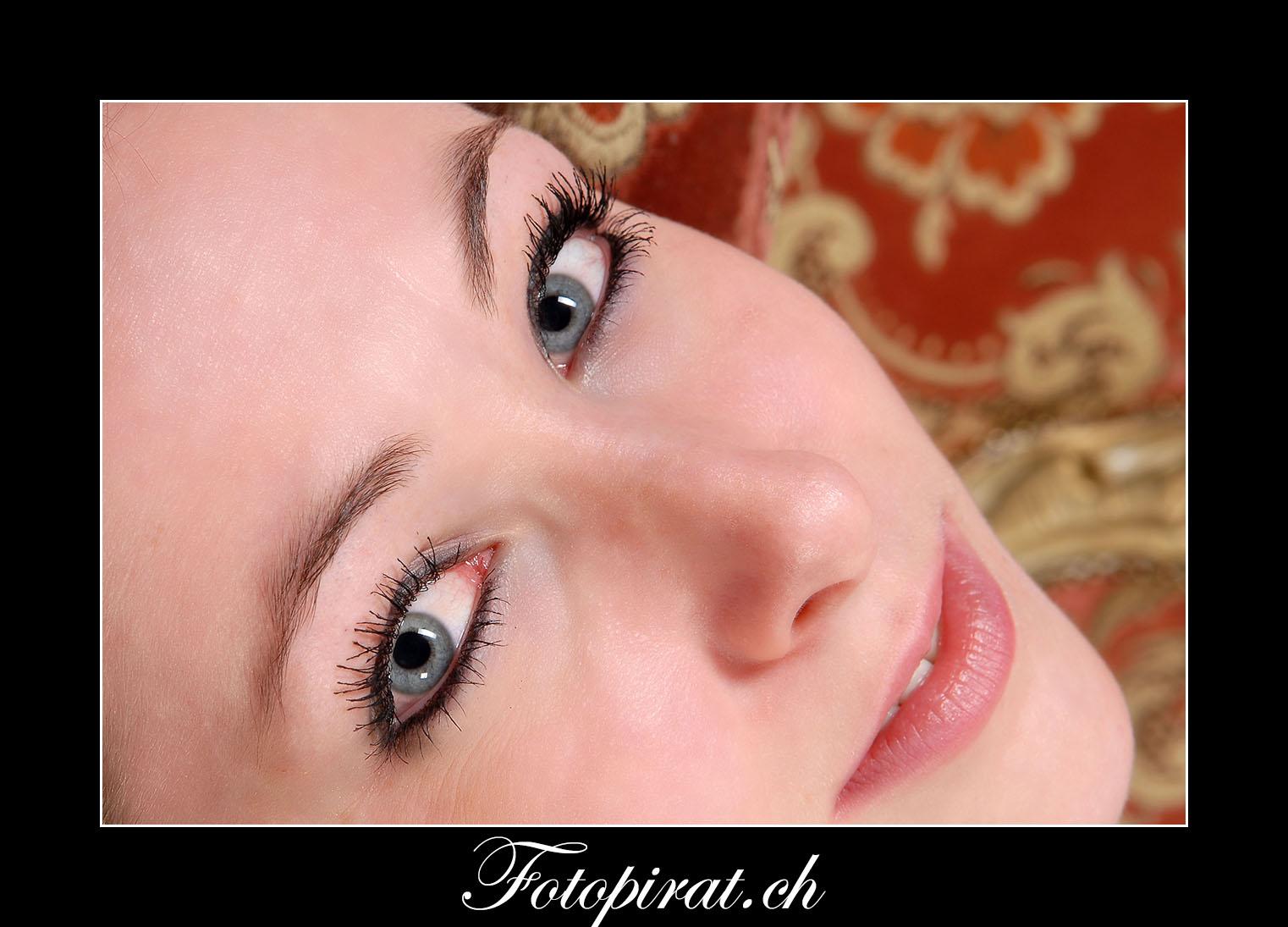 Fotoshooting, On Location, schöne Augen, Modelagentur, Sportmodel, Barock, Fotomodel