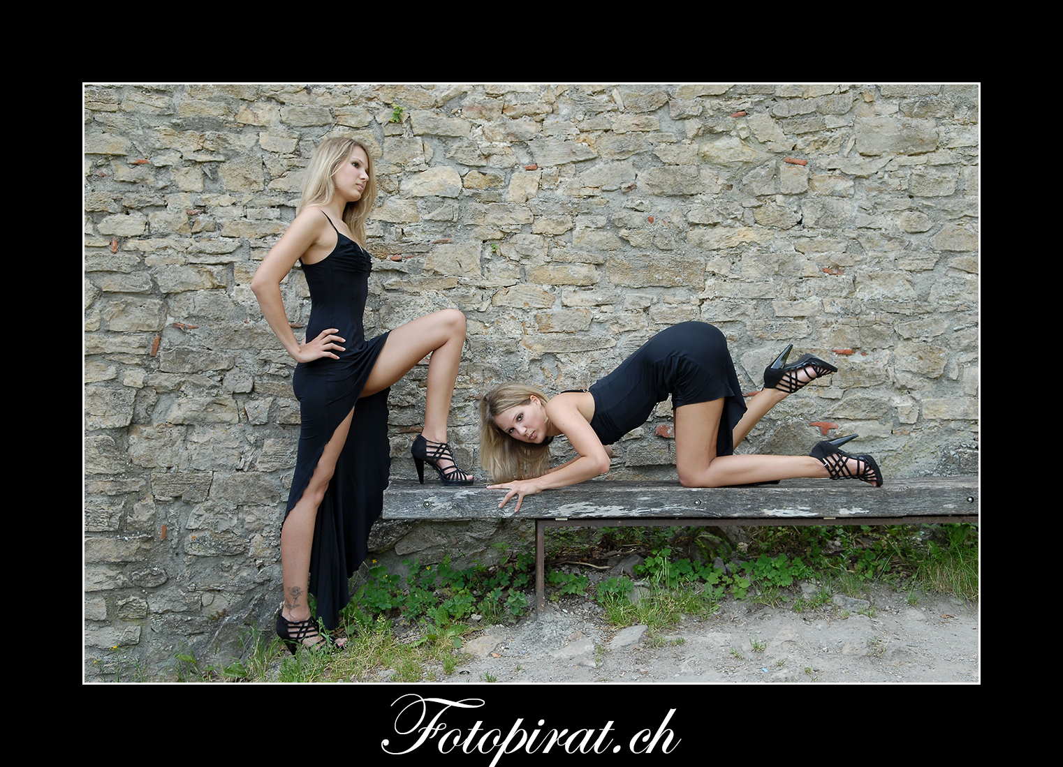 Fotoshooting, On Location, Ballkleid, Modelagentur, Fotomodel, Sportmodel, blond