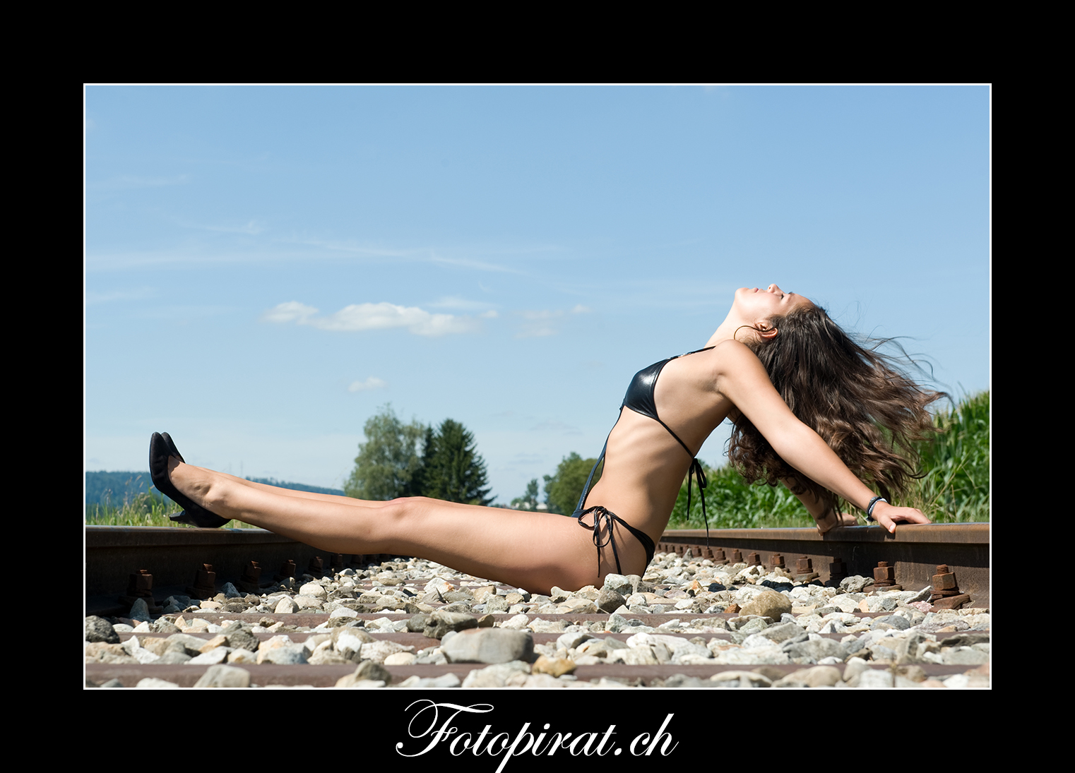 Fotoshooting, On Location, Monokini, Modelagentur, Fotomodel, Sportmodel,
