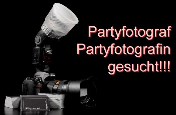 Partyfotograf gesucht