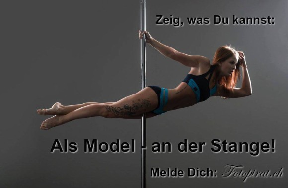 Poledance Fotoshooting